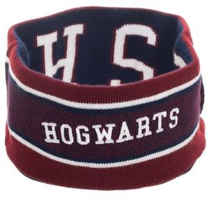 Licensed Harry Potter Hogwarts Reversible Headband
